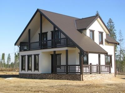 Производство и строительство каркасных домов. Жлобин - main