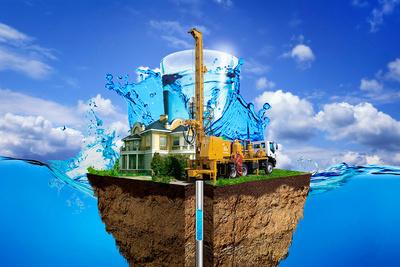 Бурение скважин на воду в Жлобине - main